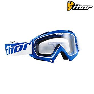 Dětské moto oblečení - Dětské brýle THOR ENEMY BLUE