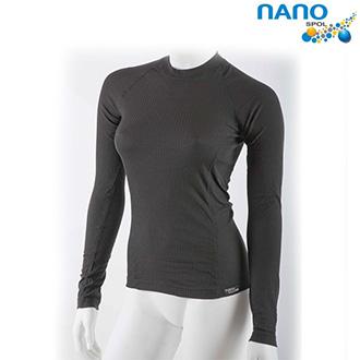 Moto oblečení - Nanobodix Comfort - dámské triko s dlouhým rukávem
