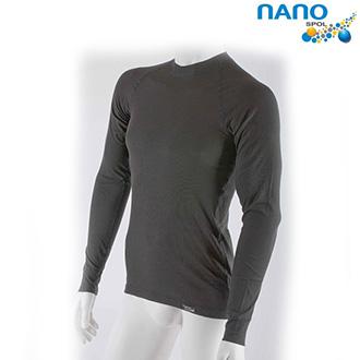 Termoprádlo - Nanobodix Comfort - unisex triko s dlouhým rukávem