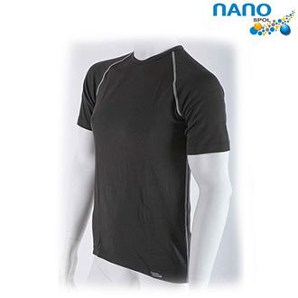 Termoprádlo - Nanobodix An-Atomic - unisex triko s krátkým rukávem