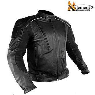 Moto oblečení - Bunda XELEMENT ARMORED BIKER