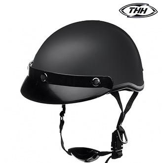 Helmy - Helma THH  T-111 černá matná