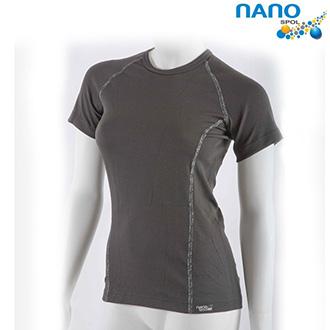 Termoprádlo - Nanobodix An-Atomic - dámské triko s krátkým rukávem