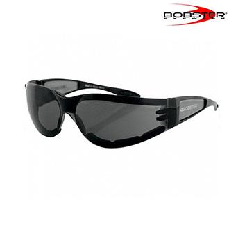Brýle a goggles - Brýle BOBSTER SUNGLASS SHIELD II Black/Smoke