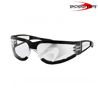 Brýle a goggles - Brýle BOBSTER SUNGLASS SHIELD II Black/Clear