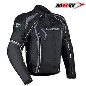 Moto oblečení - Bunda MBW NEO BLACK