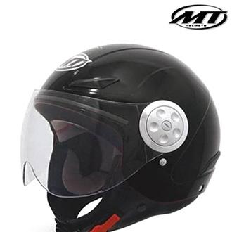 Dětské moto oblečení - Helma MT URBAN KID BLACK