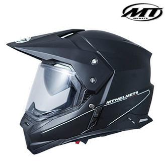Moto oblečení - Helma MT SYNCHRONY DUO SPORT BLACK