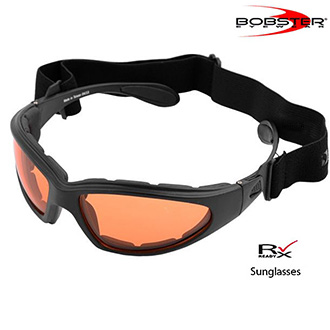 Brýle a goggles - Brýle BOBSTER GOGGLE GXR AMBER
