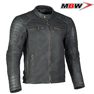 c3e94ac8811 Bunda MBW HURRICANE - motorkářská bunda v retro stylu
