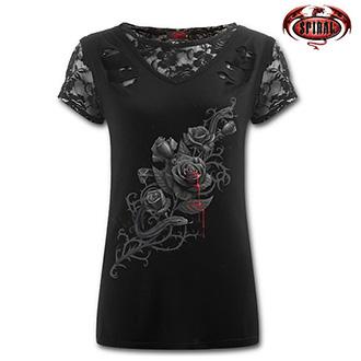 Trička, mikiny, košile - Tričko krátký rukáv dámské - SPIRAL Fatal Attraction