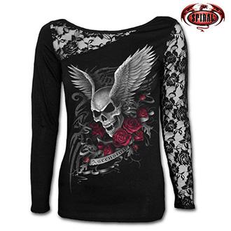 Moto oblečení - Tričko dlouhý rukáv dámské - SPIRAL Ascension