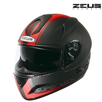 Helmy - Helma ZEUS SHADER II43 MAT RED
