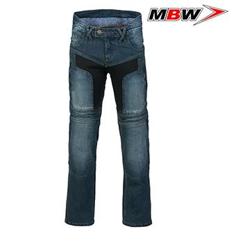 Moto oblečení - Kalhoty MBW KEVLAR MARK