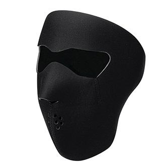 Moto oblečení - Maska Black Face