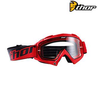 Dětské moto oblečení - Dětské brýle THOR ENEMY RED