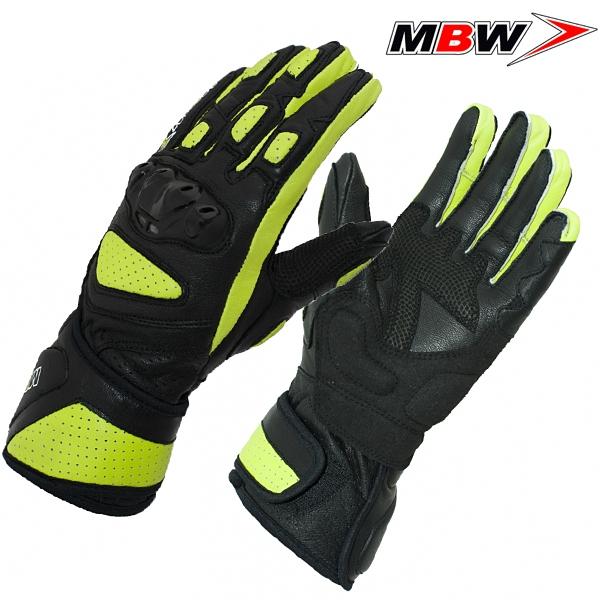 bb8999499f3 Rukavice MBW VESNA - dámské kožené rukavice na motocykl