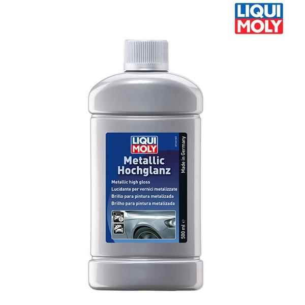 Maziva a údržba vozidel - Leštěnka na metalízu - 500ml