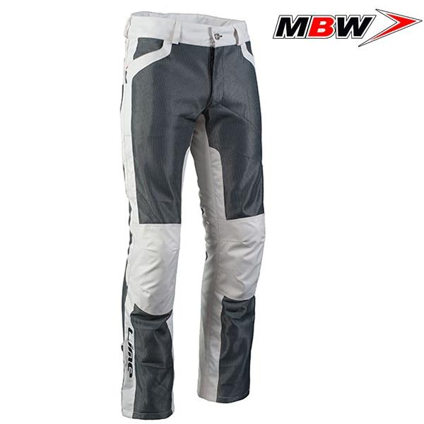 Moto oblečení - Kalhoty MBW SUMMER PANTS BEIGE