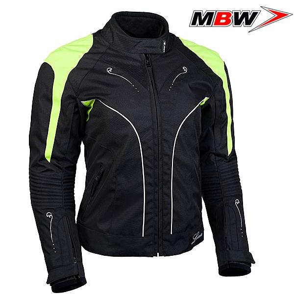 Moto oblečení - Bunda MBW LIONESS