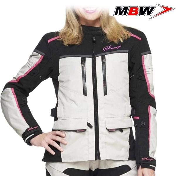Moto oblečení - Bunda SWEEP CHARISMA JACKET