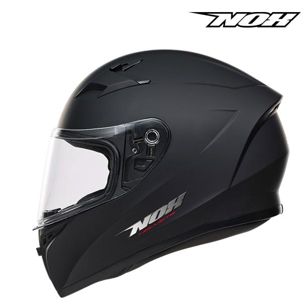 Dětské moto oblečení - Helma NOX N961K BLACK