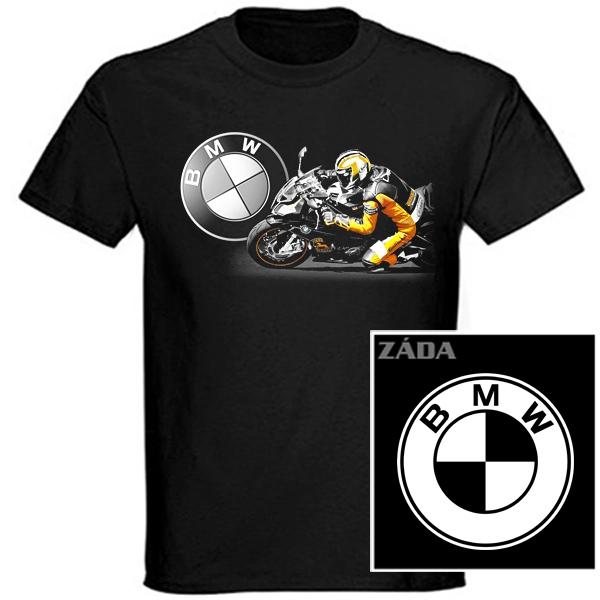 Trička, mikiny, košile - Tričko krátký rukáv - BMW Continental