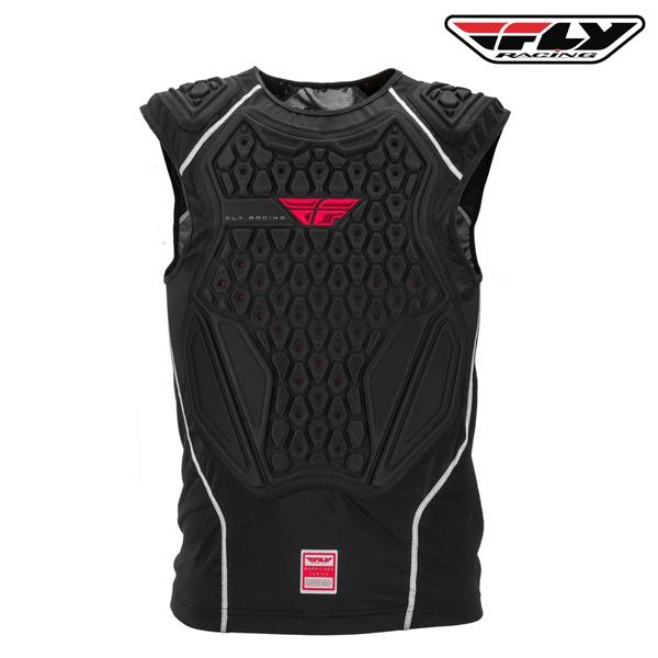 Moto oblečení - Ochranná vesta FLY RACING Barricade Pullover