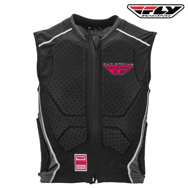 Moto oblečení - Ochranná vesta FLY RACING Barricade Zip