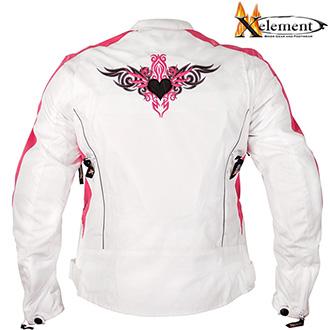 Moto oblečení - Bunda XELEMENT TRIBAL HEART