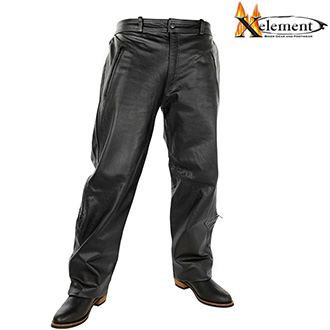 Moto oblečení - Kalhoty XELEMENT SIDE ZIPPER