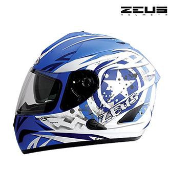 Helmy - Helma ZEUS SHADER STREET BLUE
