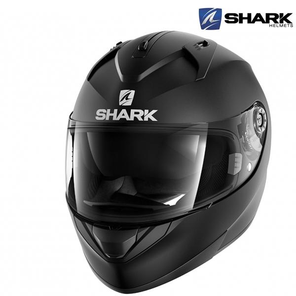 Moto oblečení - Helma SHARK RIDILL BLANK MAT KMA