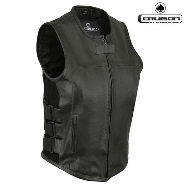 Moto oblečení - Vesta CRUISON LADY SWAT