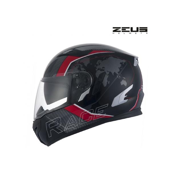 Moto oblečení - Helma ZEUS ZS-813 AN10 MAT RACE