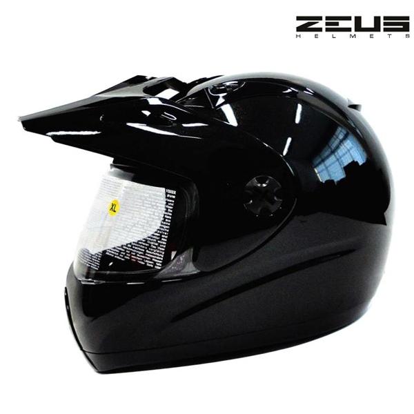 Moto oblečení - Helma ZEUS TRACER BLACK