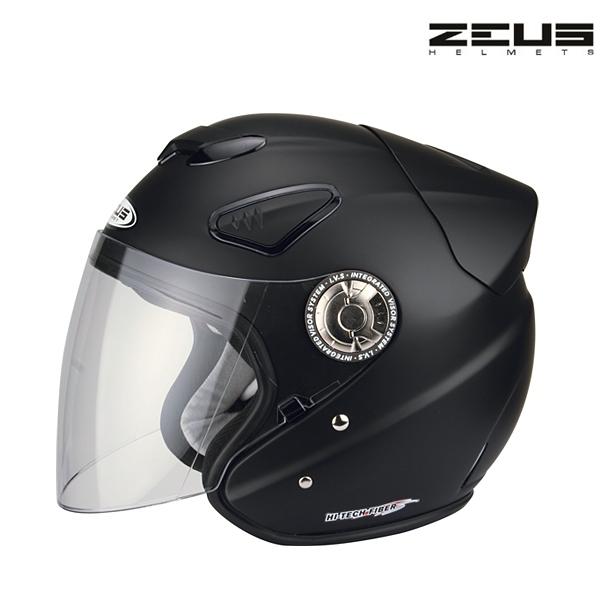 Moto oblečení - Helma ZEUS AXET MAT BLACK