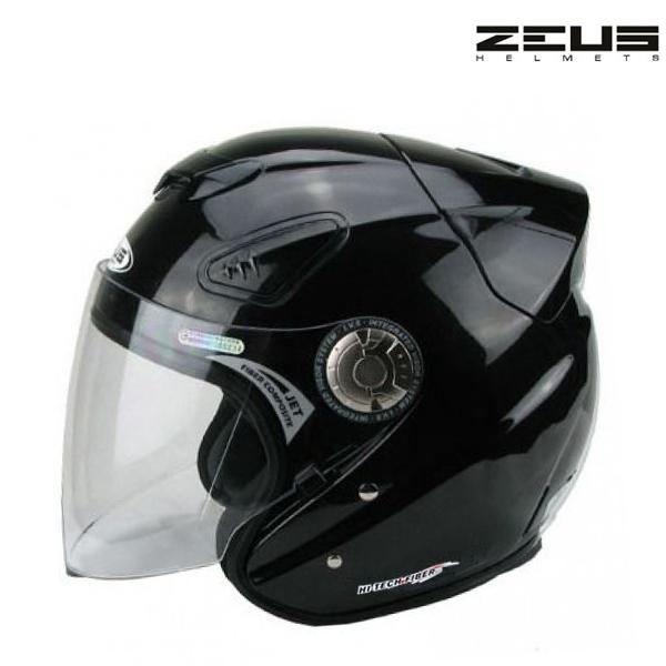 Moto oblečení - Helma ZEUS AXET SHADE BLACK