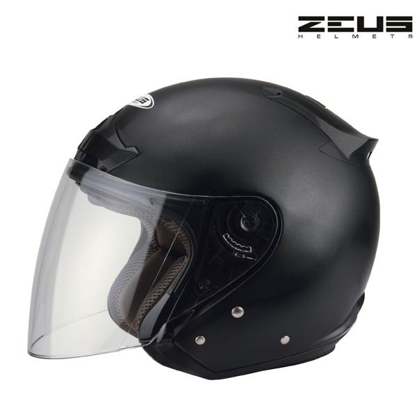 Moto oblečení - Helma ZEUS CITY MAT BLACK