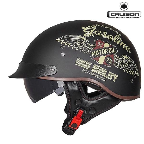 Moto oblečení - Helma CRUISON MT-4 - HEELS & WHEELS