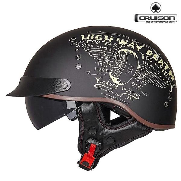 Moto oblečení - Helma CRUISON MT-4 - HIGHWAY