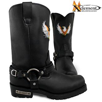 Moto oblečení - Boty XELEMENT AMERICAN EAGLE