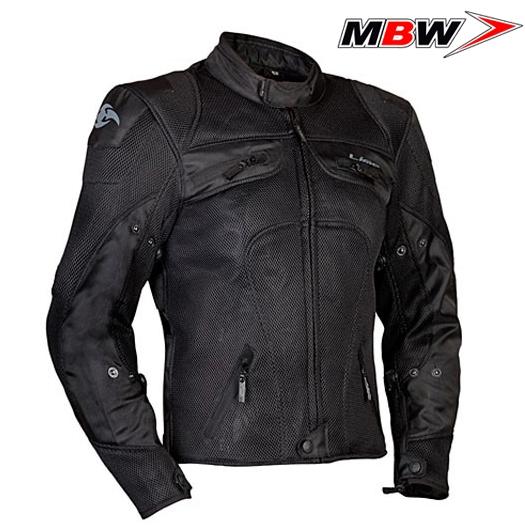 Bunda MBW LIME AIR DRY - letní textilní moto bunda  80fbb7b773