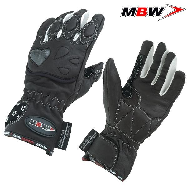 42495978c12 Rukavice MBW DAISY - dámské kožené rukavice na motocykl
