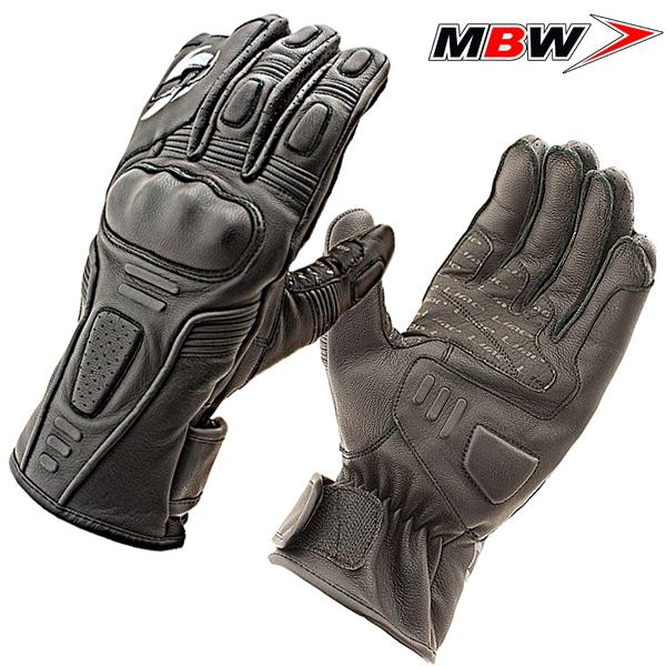 ede135f65 Rukavice MBW SPEEDSTER - kožené moto rukavice | MBW - DarkBiker.cz