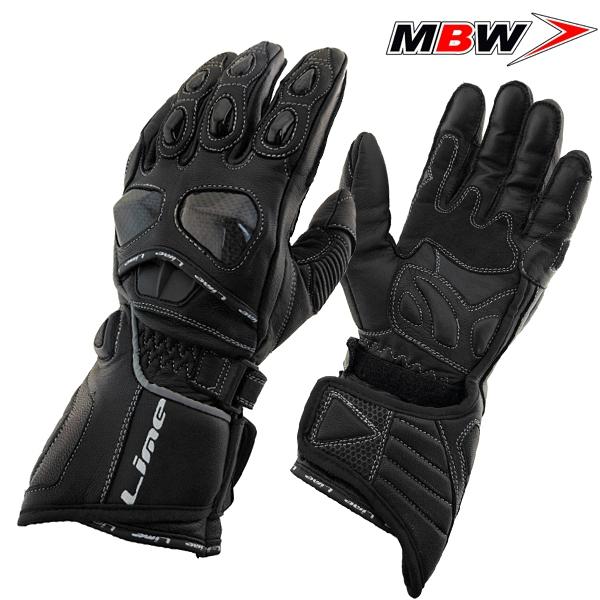 34ac7bba3 Rukavice MBW RAPTOR - moto rukavice z klokaní kůže | MBW - DarkBiker.cz