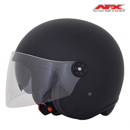 Helma AFX FX143 černá matná