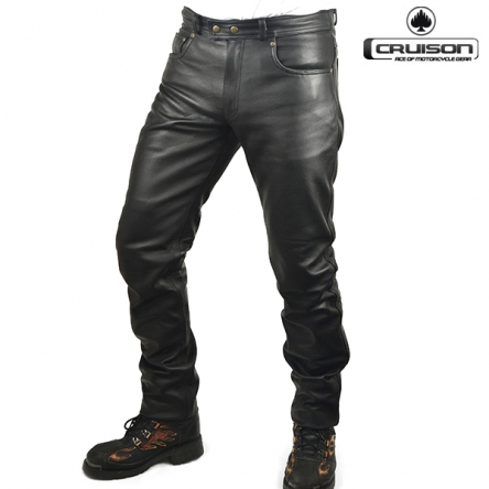 Kalhoty CRUISON CLASSIC černé