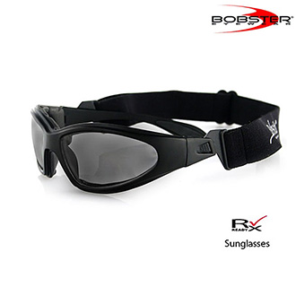 Brýle BOBSTER GOGGLE GXR SMOKE