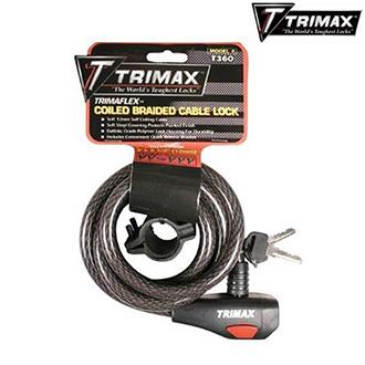 Zámek lanový Trimax TKC126